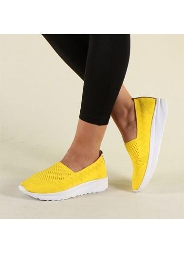 Hammer Jack Ayakkabı Sarı